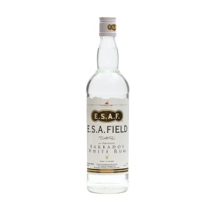 E.S.A. Field White Rum Review by the fat rum pirate