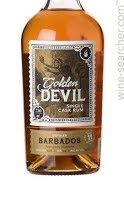 Golden Devil Barbados Foursquare Rum Distillery Aged 11 Years rum review by the fat rum pirate