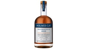 Holmes Cay Single Cask Rum Barbados 2005 rum review by the fat rum pirate