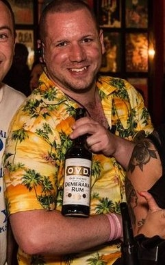 An Interview with Dave Marsland Manchester Rum Festival by the fat rum pirate