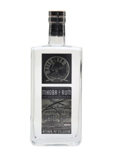 Mhoba White Potstilled Rum review by the fat rum pirate
