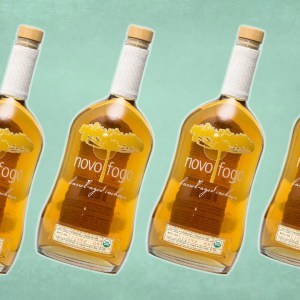 Novo Fogo Barrel Aged Cachaca Rum Review by the fat rum pirate