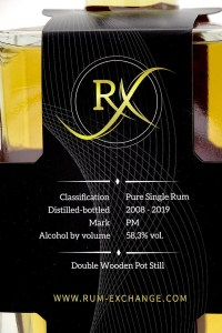 Rum Exchange Guyana Port Mourant Rum Review by the fat rum pirate