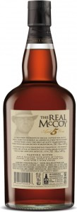 The Real McCoy Aged 5 Years Rum review by the fat rum pirate