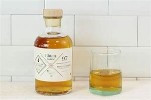 Distillere de Paris Rhum Galabe 97 Rhum Rum Review by the fat rum pirate