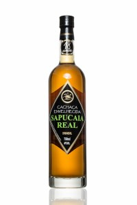 Sapucaia Real 18 Years Cachaca review by the fat rum pirate