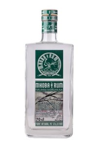 Mhoba Select Release White Rum review by the fat rum pirate