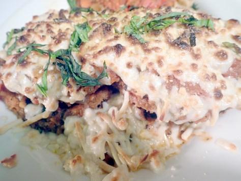 Eggplant Parmesan Vegan Melanzane alla Parmigiana