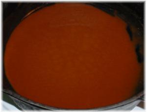 Créole deep dark brown roux