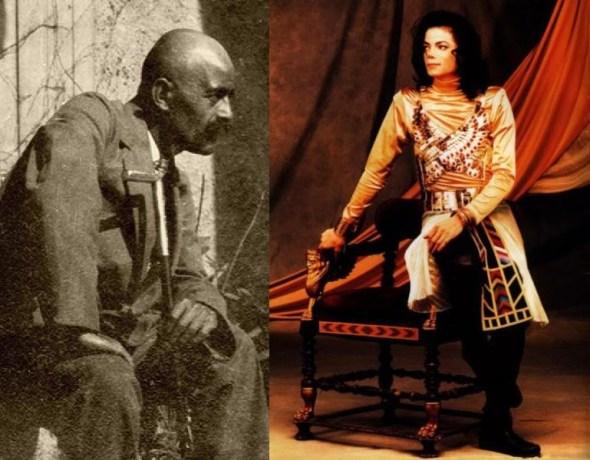Las Danzas Sagradas de Gurdjieff y Michael Jackson & Michael Jackson: su Identidad, su Misión, su Mensaje