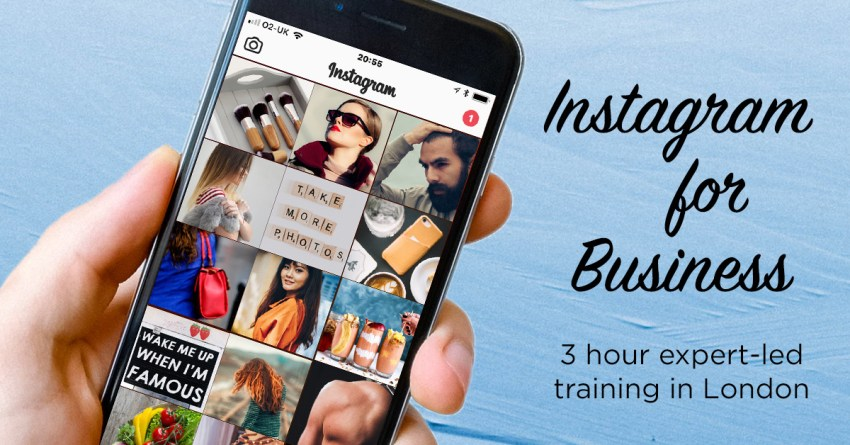 Instagram training workshop | MLPR