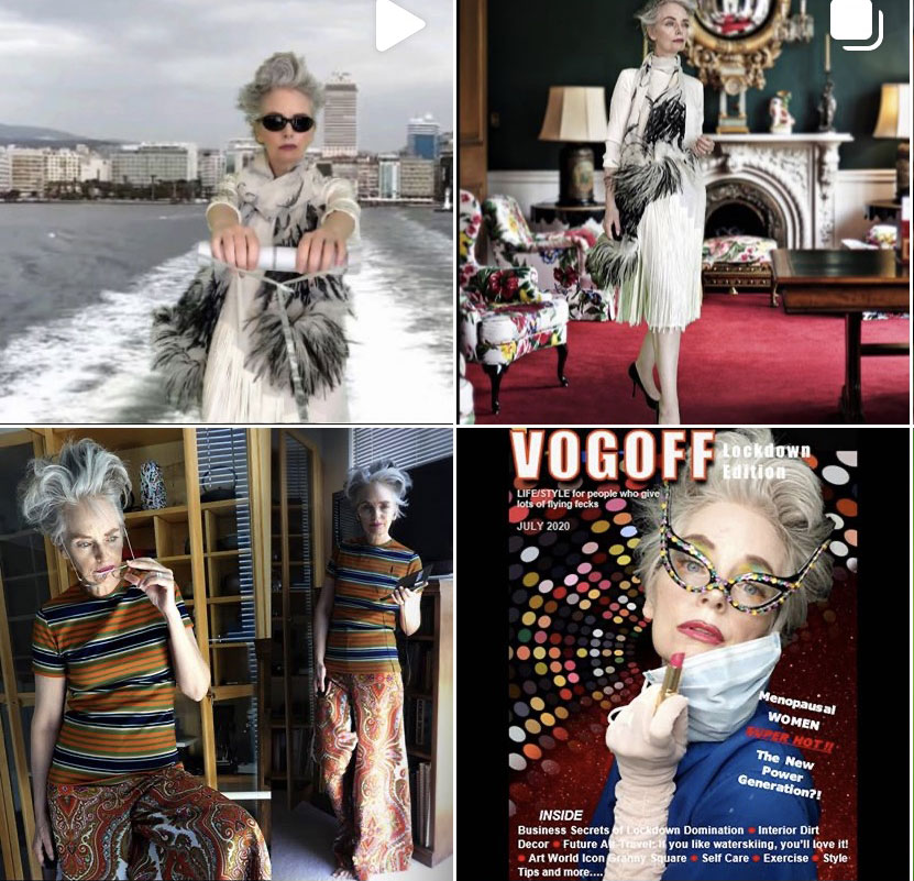 Fashion Influencers over 50