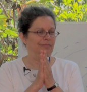 Miki teaching in India 2012crop