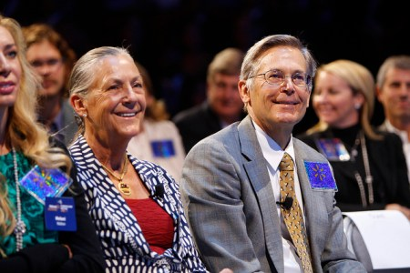Alice and Jim Walton