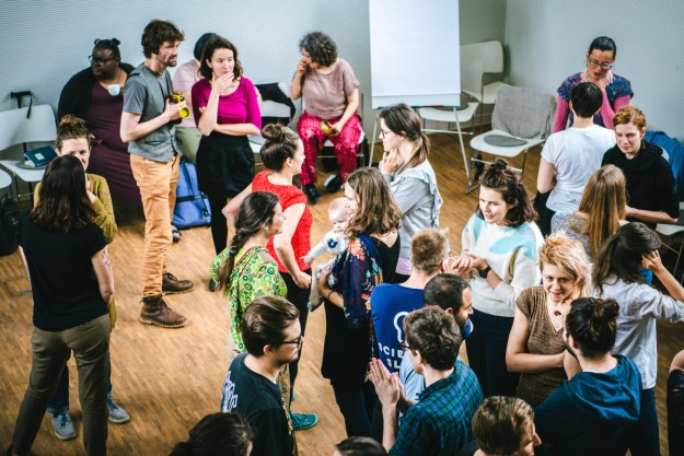 Workshop in Brno