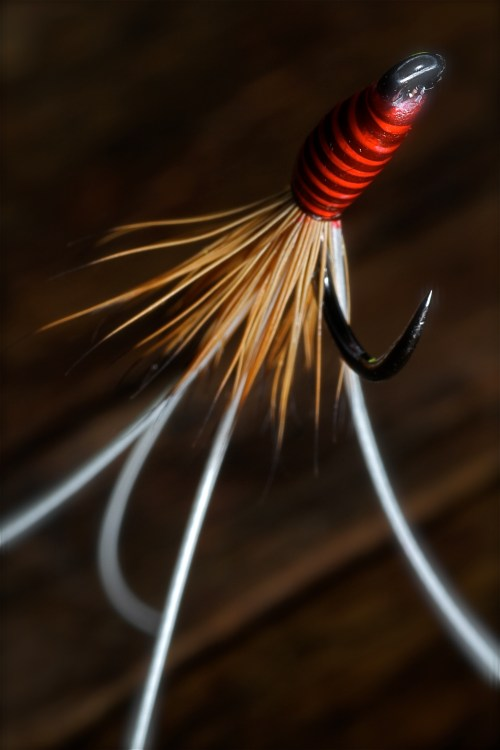 propen streamer sea trout fly fishing