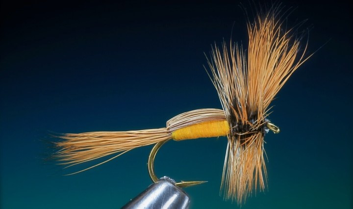 the humpy fly tying