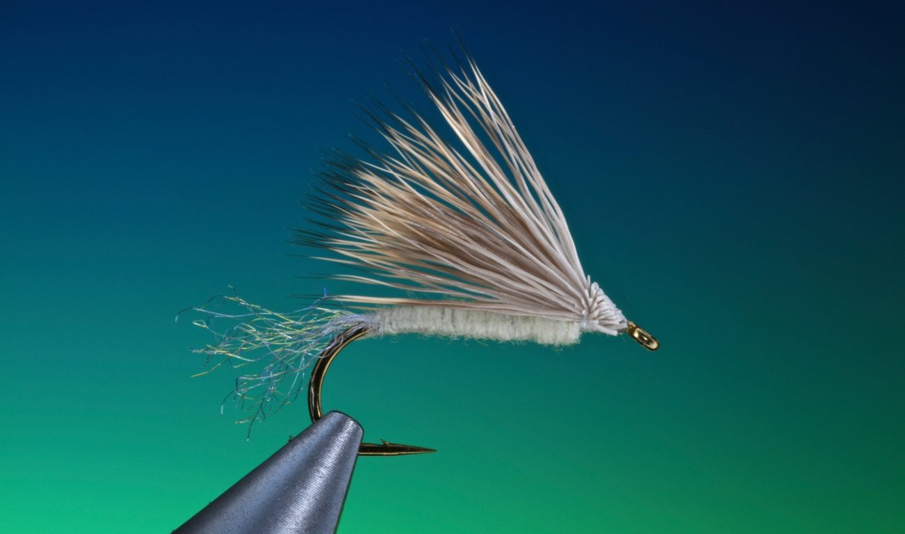 fly tying X-Caddis dry fly