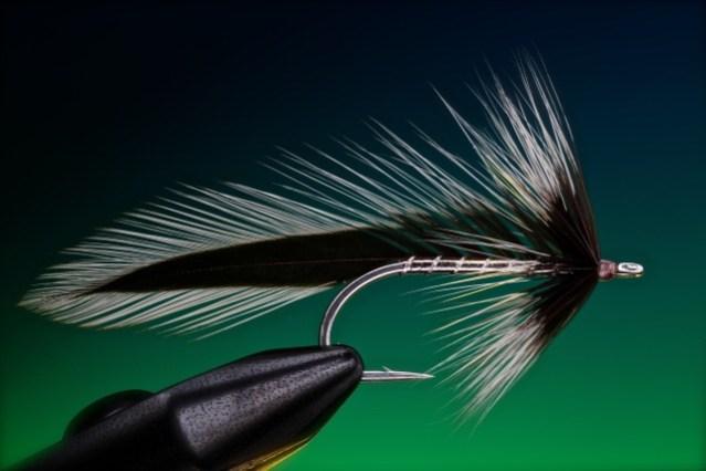 fly tying Brahma Matuka streamer