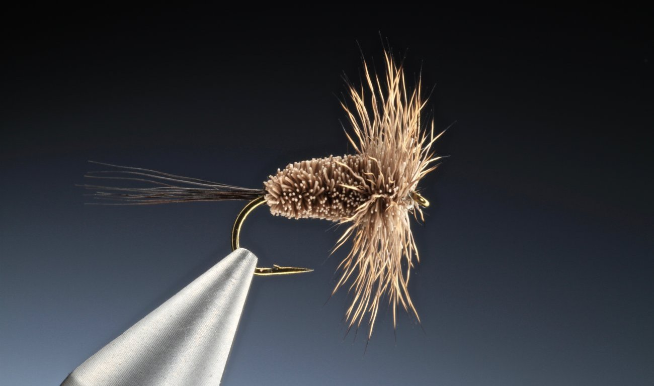 Fly tying deer hair irresistible