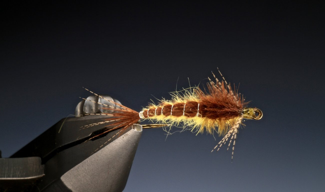 fly tying how to tie Pale Morning Dun Nymph