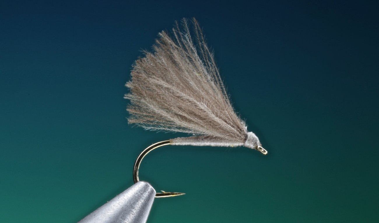 fly tying F-fly - Marjan Fratnik