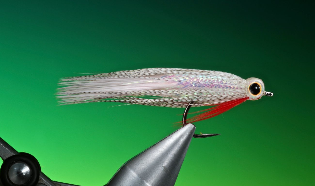 how to tie 3M Minnow pattern