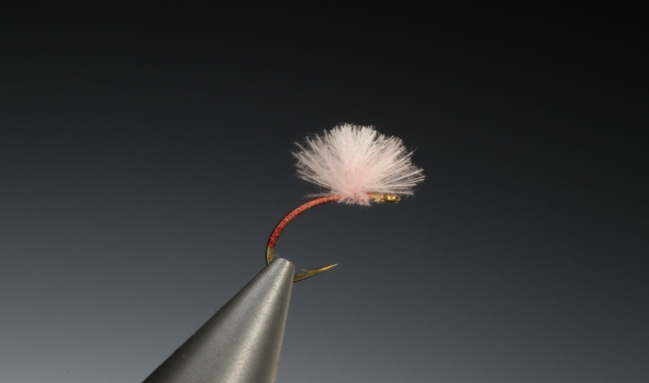 fly tying Quick sight midge