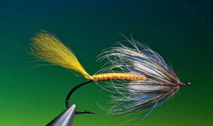 Matarelli Special Salmon fly