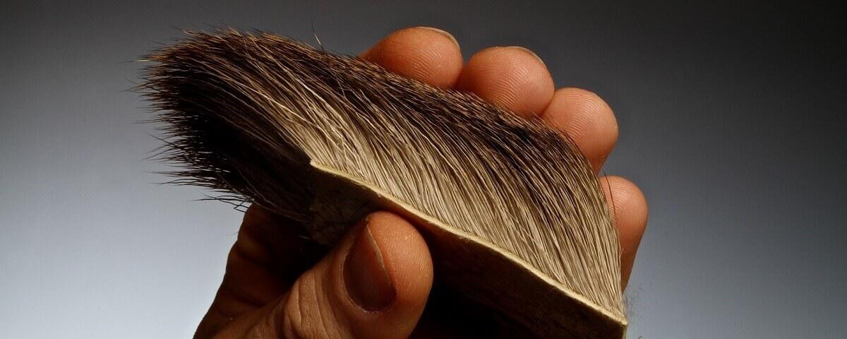 deer hair guide barry ord clarke