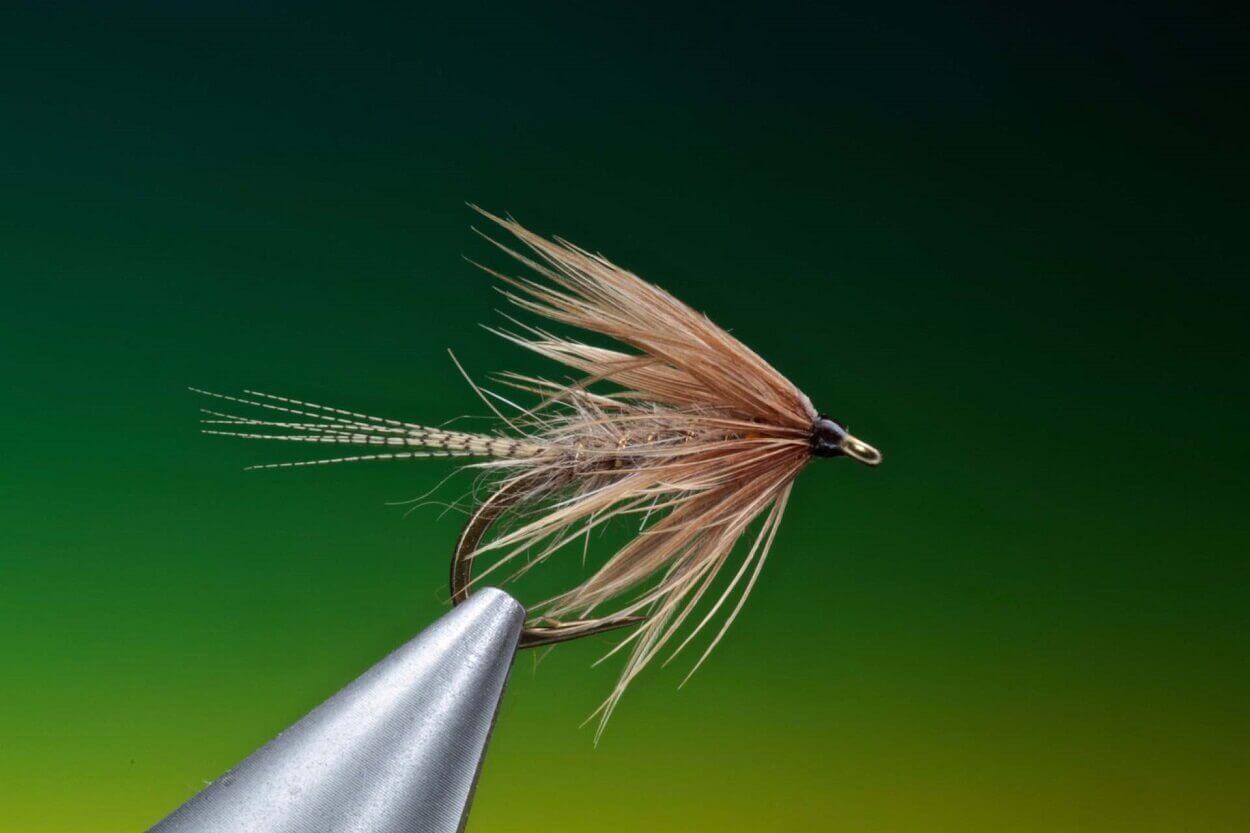 Sugarcube Hares Ear Dryfly set Of 3