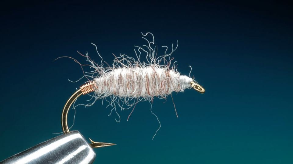 fly tying frank sawyer killer bug
