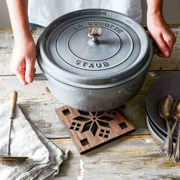 photo of Staub Dutch Oven 4 quart  perfect for gift giving