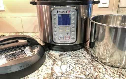 save time, save money photo of an Instant Pot