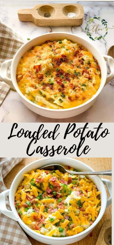Instant Pot Loaded Baked Potato Casserole