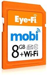 Wi-Fi Memory Card