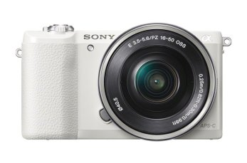 Sony a5100 16-50mm Mirrorless Digital Camera with 3-Inch Flip Up LCD
