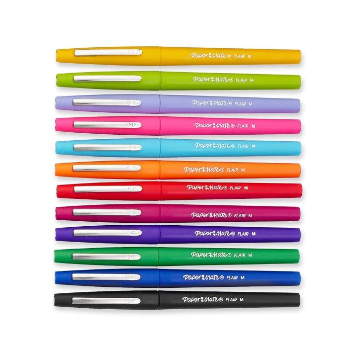Paper Mate Flair Porous-Point Felt Tip Pen