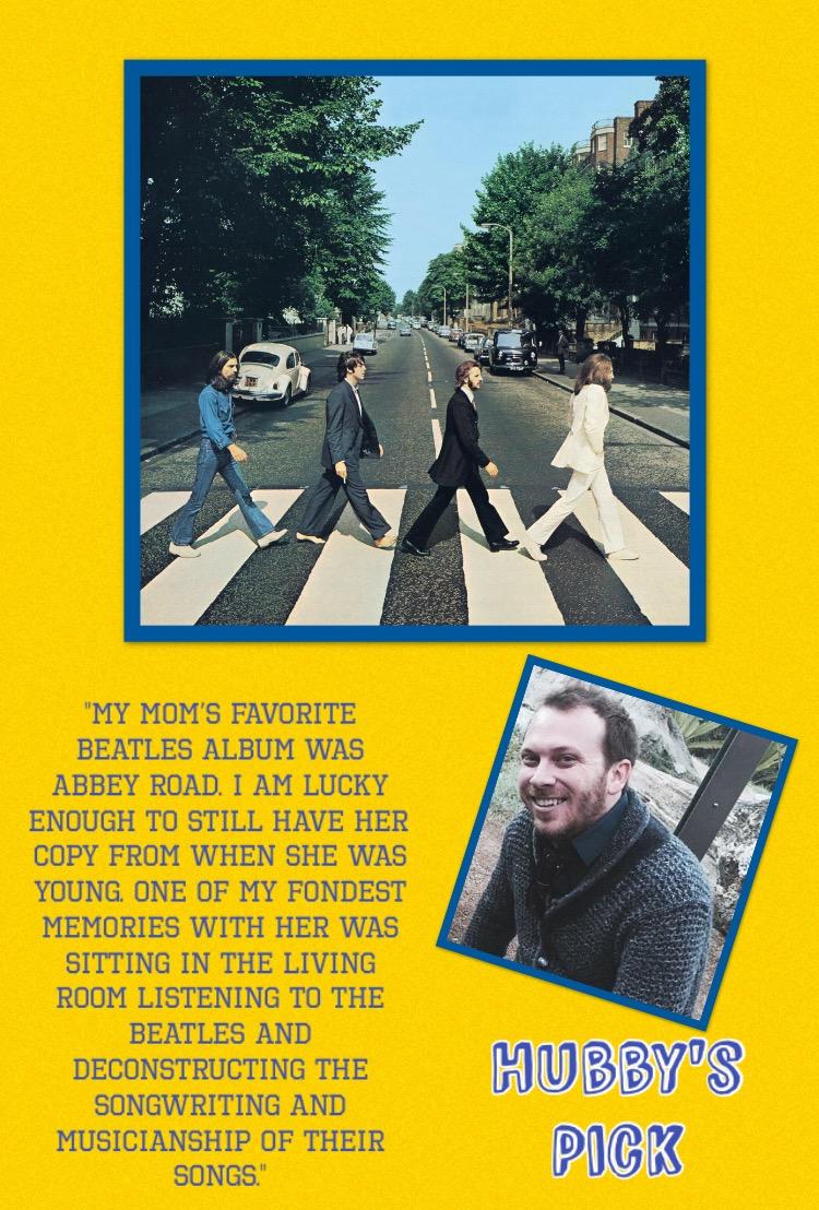 Tyler's Pick - Abbey Road