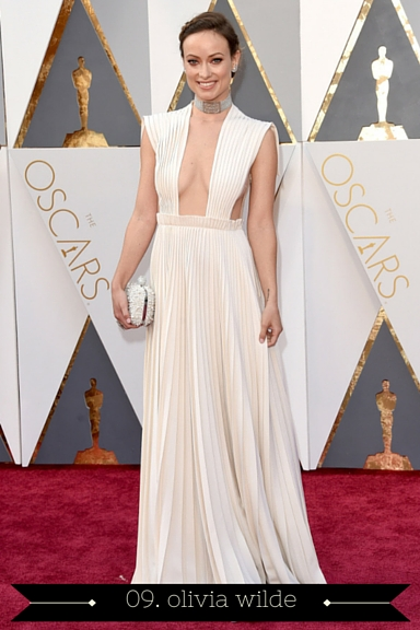 Olivia Wilde 2016 Oscars - TheFebruaryFox.com