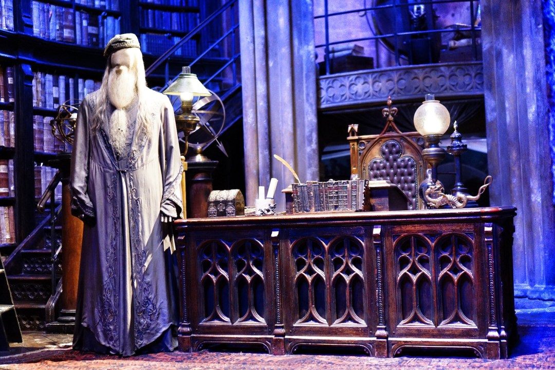 Warner Bros. Studio Tour London - TheFebruaryFox.com