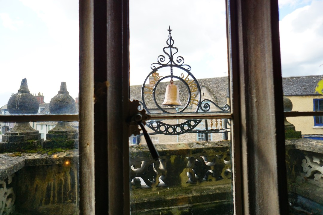The Old Bell Hotel, Malmesbury, England - TheFebruaryFox.com