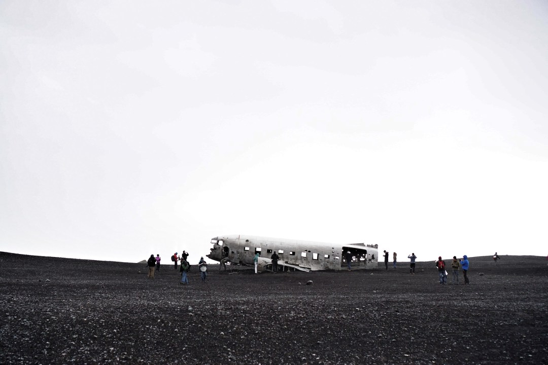 DC-3 Plane Wreck, Iceland