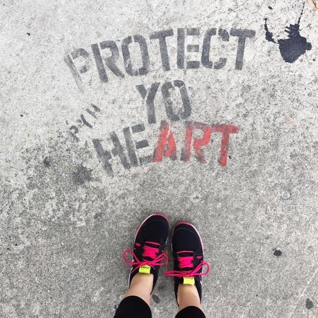 Protect yo heART  pyh lastreetart