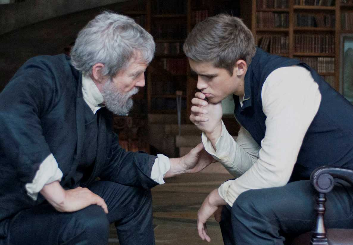The Giver A New Kind Of Dystopian Young Adult Film