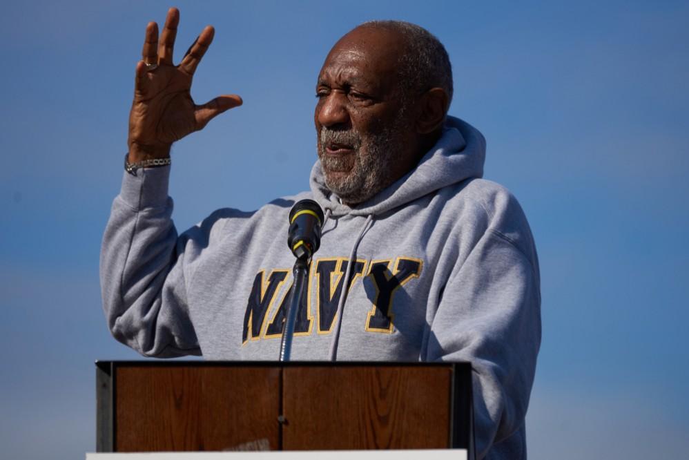Bill Cosby, Speech Criminal