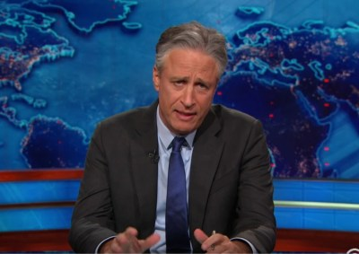 How Jon Stewart And 'The Daily Show' Elected Donald Trump