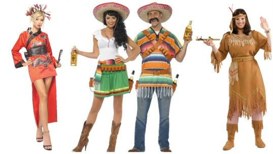 Image result for cultural appropriation halloween