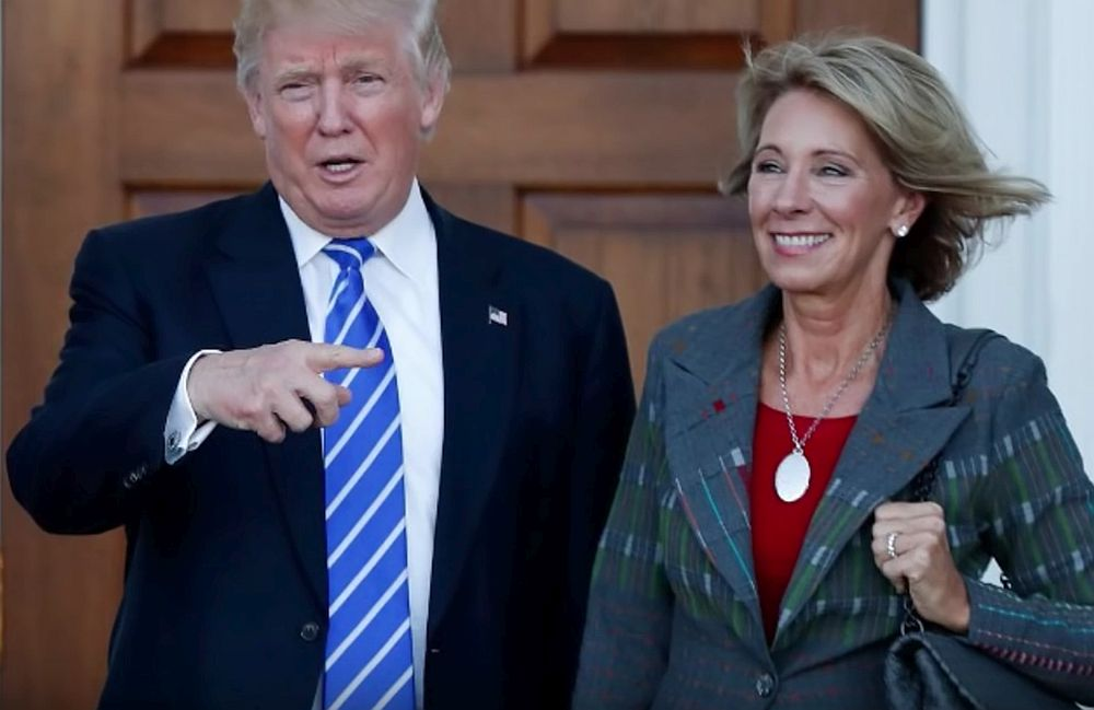 7 Things Betsy DeVos Needs To Do Right After Becoming Ed Secretary, From GoogleImages