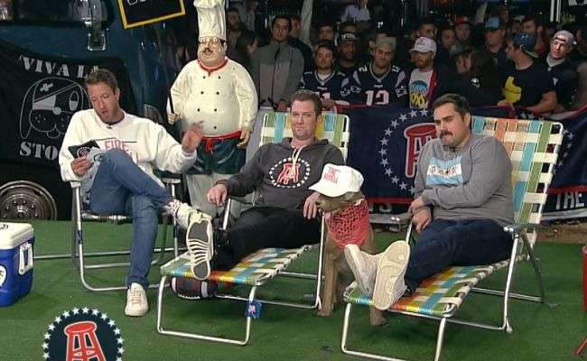 The Nfl Yanked Barstool Sports Credentials Out Of Pure Spite